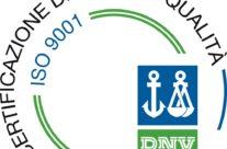 Certificazione di Sistema Qualità ISO 9001